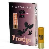 CARTOUCHES MARY ARM PRESTIGE CALIBRE 20 - 30 G - BJ - PB 2