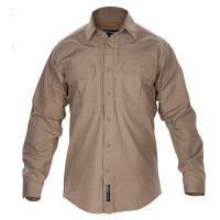 CHEMISE 5.11 TACTICAL COTON COYOTE M