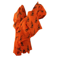 CHECHE STAGUNT HUNTER SCARF BLAZE ORANGE