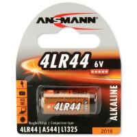 PILE ALCALINE ANSMANN 4LR44 6V