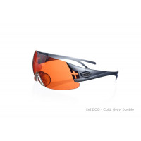 BRANCHE DOUBLE FIN SHOOT-OFF MASTER COULEUR CARBONE