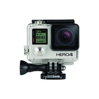 CAMERA GOPRO BLACK ADVENTURE HERO 4