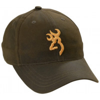 CASQUETTE BROWNING DURAWAX MARRON