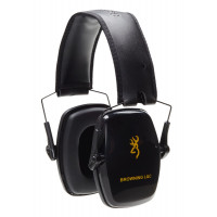 CASQUE PROTECTION BROWNING L&C PASSIVE NOIR