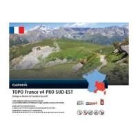 TOPO FRANCE GARMIN V4 - SUD EST PRO