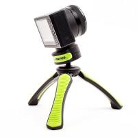 Trépied de table pour Appareil Photo Numérique et Caméras d'action Vert