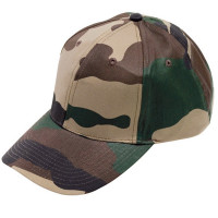 CASQUETTE BASE BALL ENFANT PERCUSSION CAMO