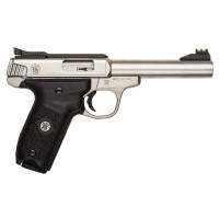 PISTOLET SMITH & WESSON 41 CALIBRE 22 LR - 5 POUCES