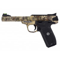 PISTOLET SMITH & WESSON 22 VICTORY CAMO KRYPTEK CAL.22LR 5.5P 10+1 COUPS