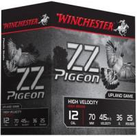 CARTOUCHES WINCHESTER ZZ PIGEON CALIBRE 12 - 36 G - BJ - PB 4