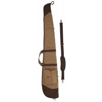 FOURREAU BROWNING FIELD + LUNETTE BRUN 124 CM