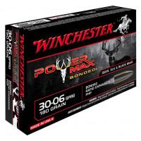 BALLES WINCHESTER POWER MAX BONDED CALIBRE 30-06 180 GR