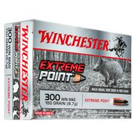 BALLES WINCHESTER EXTREME POINT CALIBRE 300 WM 150 GR