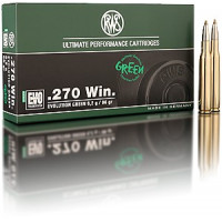 BALLES RWS EVO GREEN CALIBRE 270 WIN 96 GR