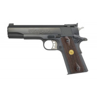 PISTOLET COLT GOLD CUP NATIONAL MATCH CAL 45 ACP BLEU 5 POUCES
