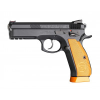 PISTOLET CZ SP01 SHADOW MAMBA ORANGE CALIBRE 9X19