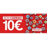 BON CADEAU 10€
