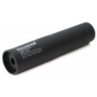 Silencieux  HAUSKEN   J224 pour 7,7 mm M18x1 VERT