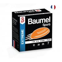 CARTOUCHES BAUMEL EXTRÊME CALIBRE 12 - 28 G - BJ - PB 7