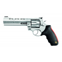REVOLVER TAURUS 444 MATTE SS COMPENSATED CALIBRE 44 MAG - 6.5 POUCES