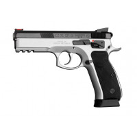 PISTOLET CZ 75 SP01 SHADOW BICOLORE CALIBRE 9X19