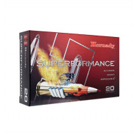 CARTOUCHES HORNADY SUPERFORMANCE 270 WIN 140 GR SST SPF