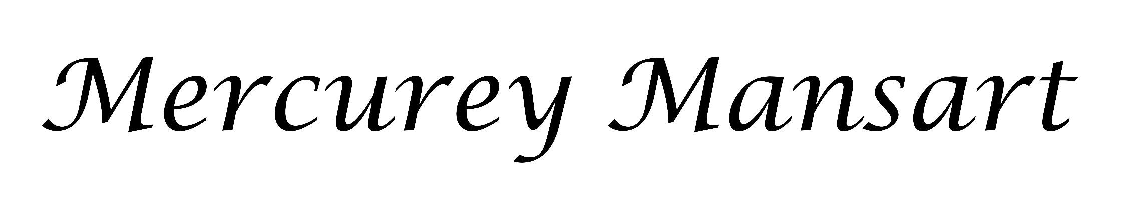 MERCUREY MANSART
